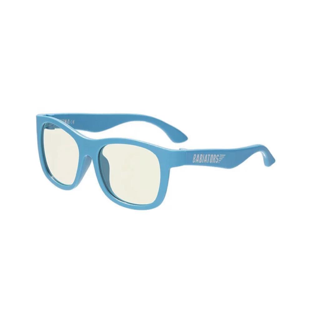 美國Babiators|藍光系列嬰幼兒眼鏡-天空之藍3-10歲