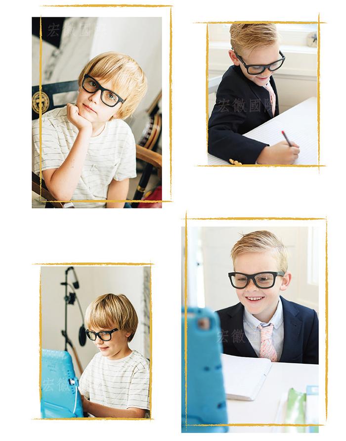(複製)美國Babiators | 藍光系列嬰幼兒眼鏡-天空之藍3-10歲