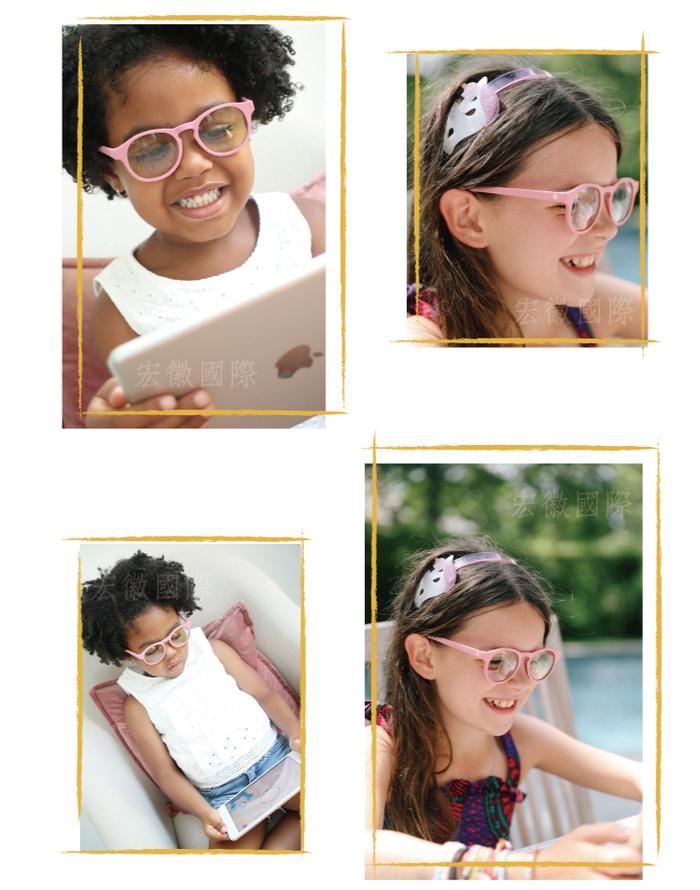(複製)美國Babiators | 藍光鑰匙孔系列嬰幼兒眼鏡-時尚雅黑3-10歲