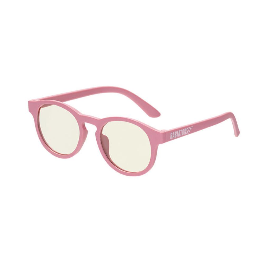 美國Babiators|藍光鑰匙孔系列嬰幼兒眼鏡-乾燥玫瑰3-10歲