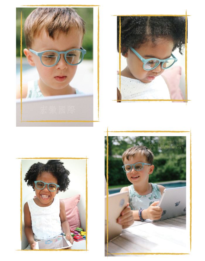 (複製)美國Babiators | 藍光鑰匙孔系列嬰幼兒眼鏡-乾燥玫瑰3-10歲