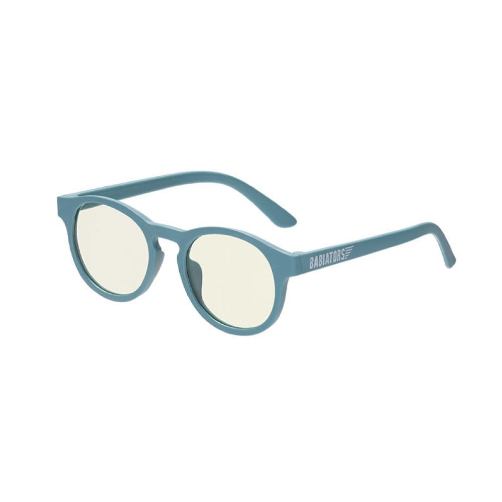 美國Babiators|藍光鑰匙孔系列嬰幼兒眼鏡-墨色翠染3-10歲