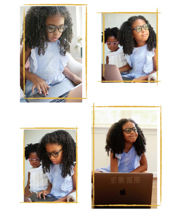 (複製)美國Babiators | 藍光系列嬰幼兒眼鏡-漆黑魔力3-10歲
