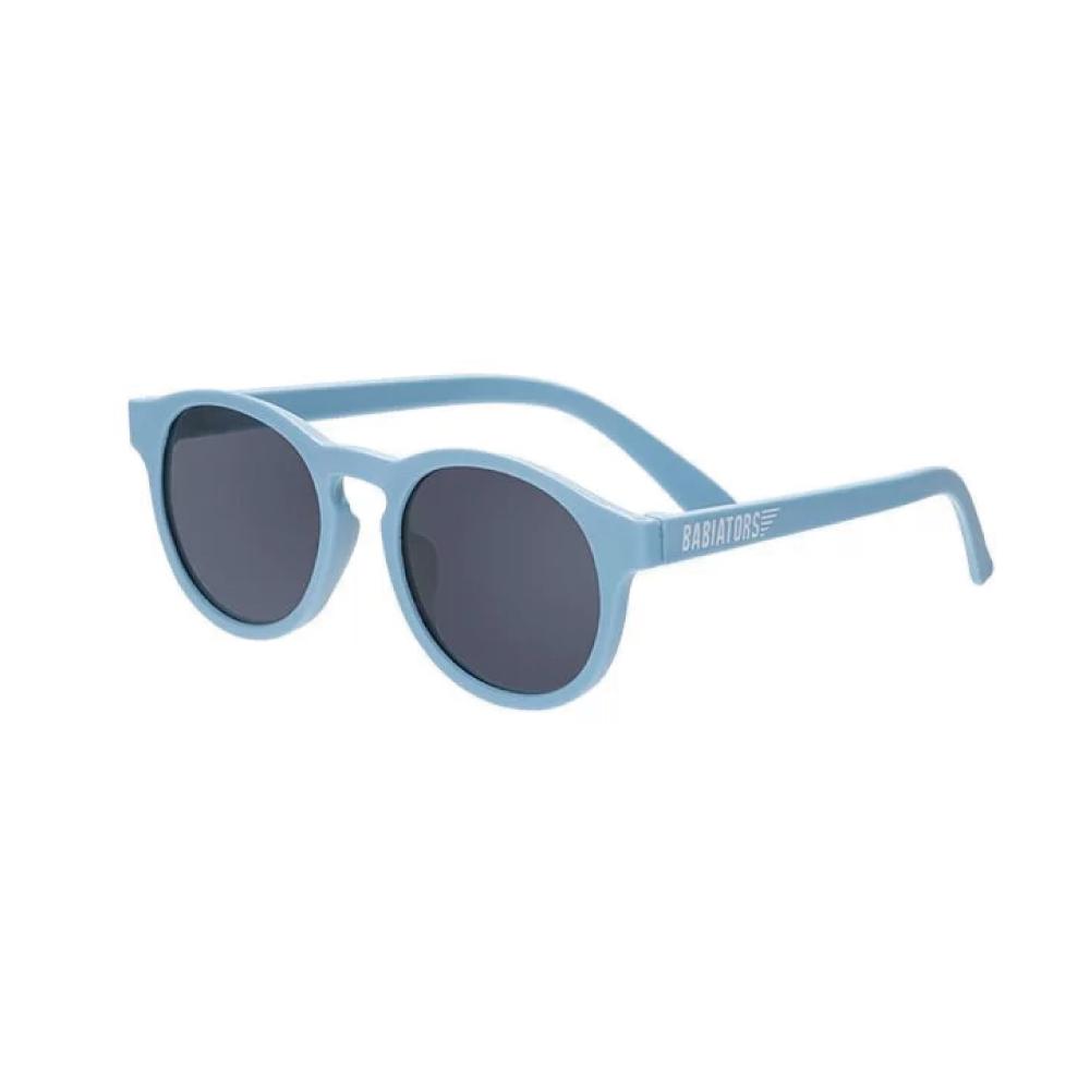 美國Babiators|鑰匙孔系列嬰幼兒太陽眼鏡-藍霧森林 0-10歲