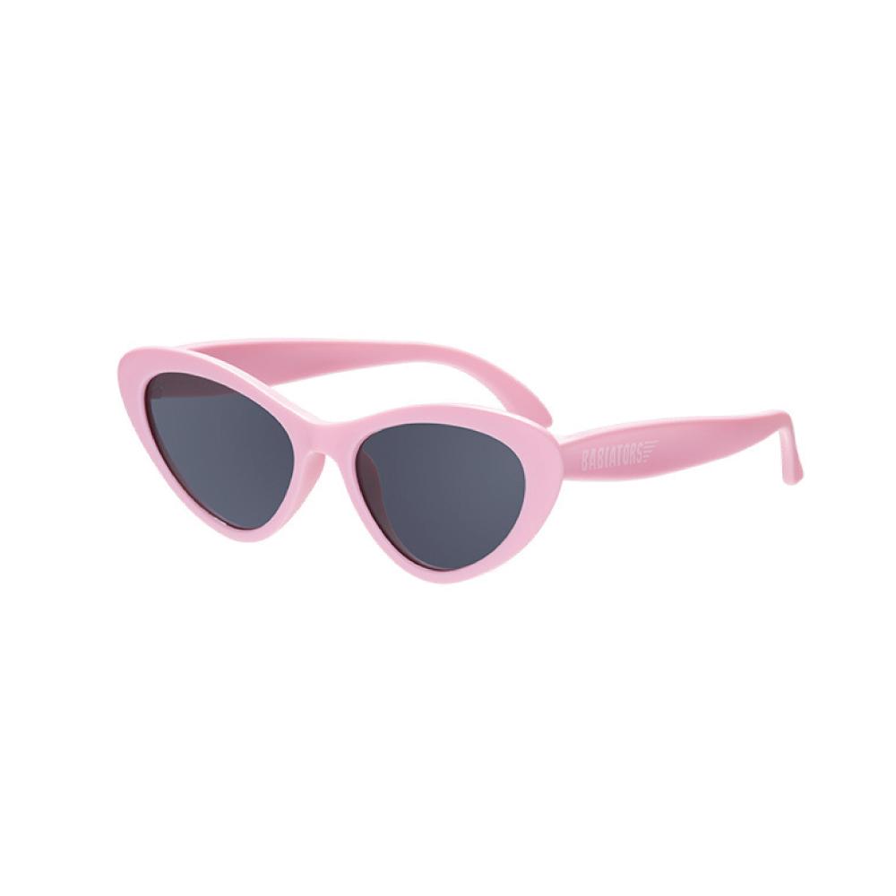 美國Babiators|造型款系列嬰幼兒太陽眼鏡-粉紅魔法石 0-5歲