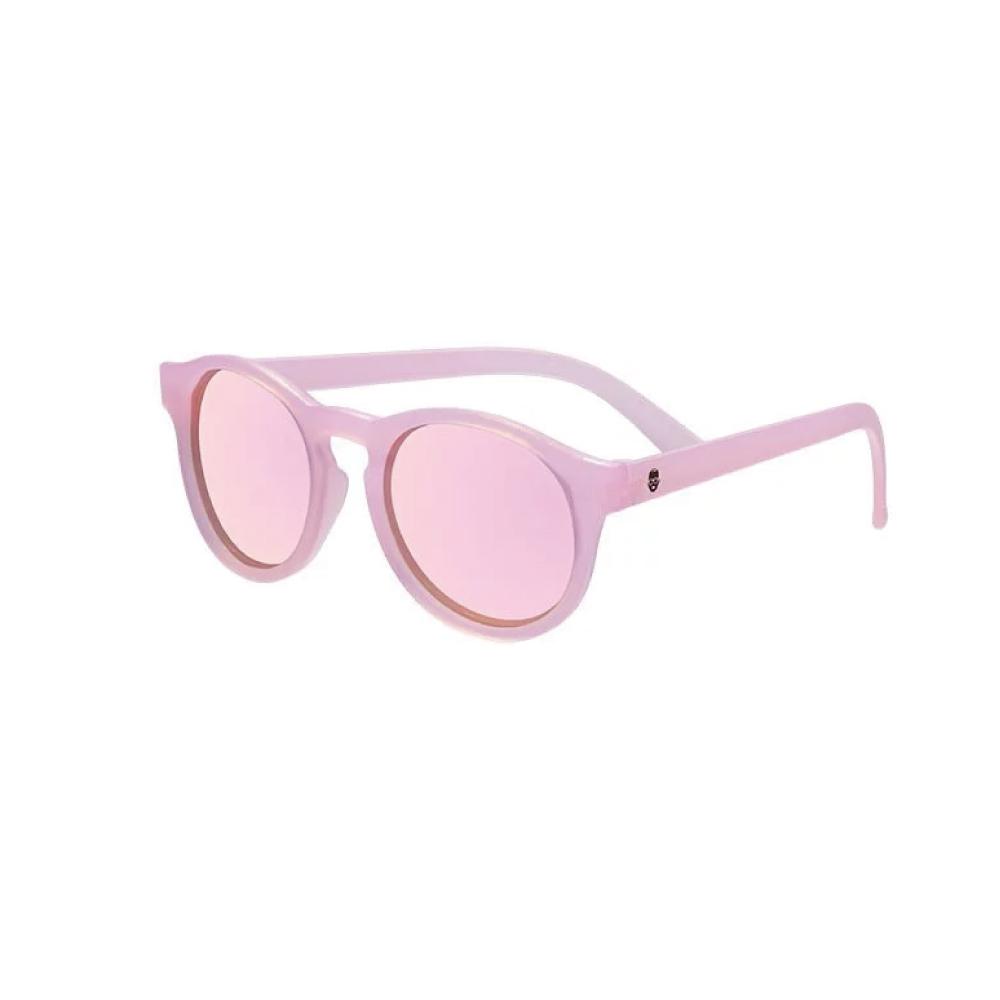 美國Babiators|鑰匙孔系列嬰幼兒太陽眼鏡-粉紅貝殼(偏光鏡片) 0-10歲