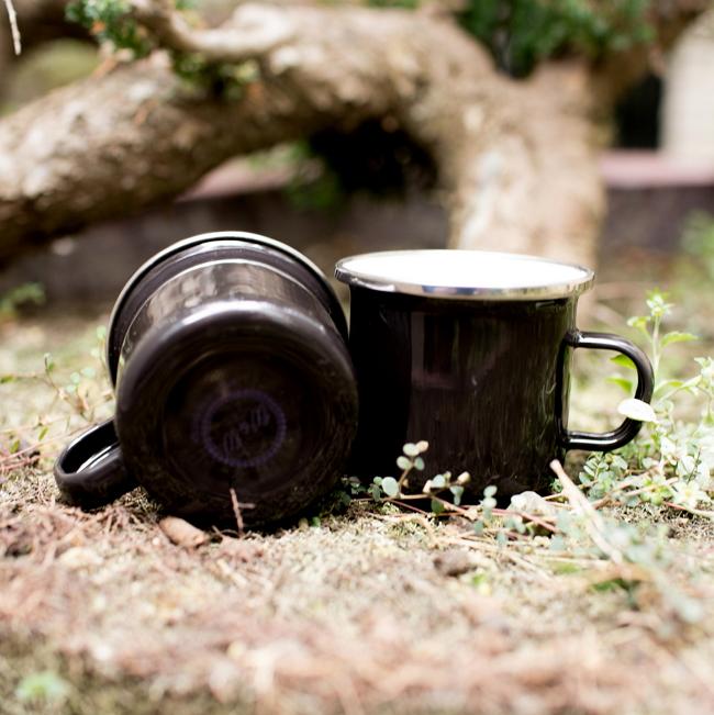 峇里島 Wind & Whisper 南洋咖啡雙杯組(皓月)