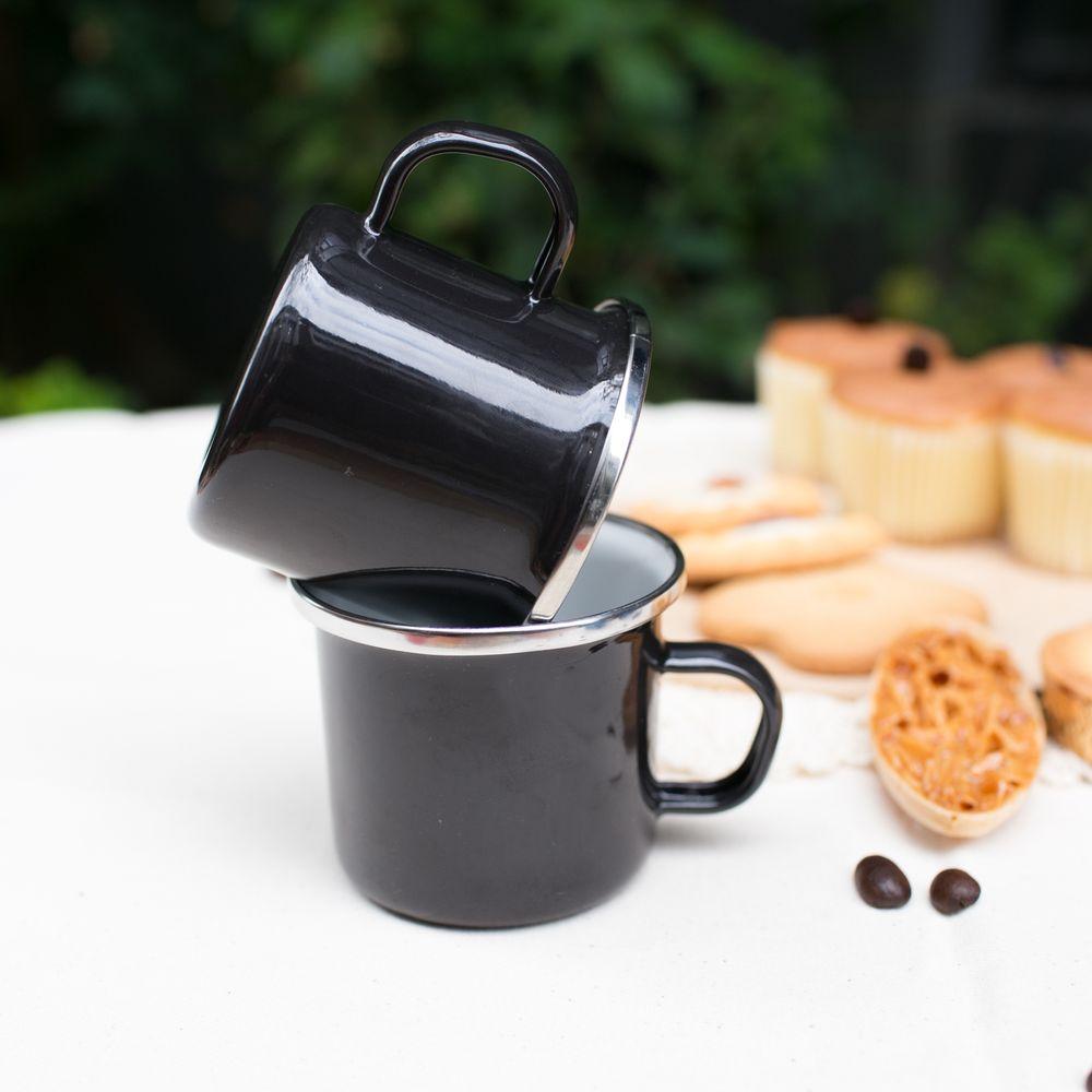 峇里島 Wind & Whisper 南洋咖啡雙杯組(黑夜)