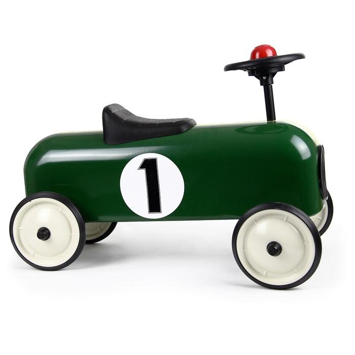 (複製)Baghera|Racers Rouge 經典小車 (粉紅)
