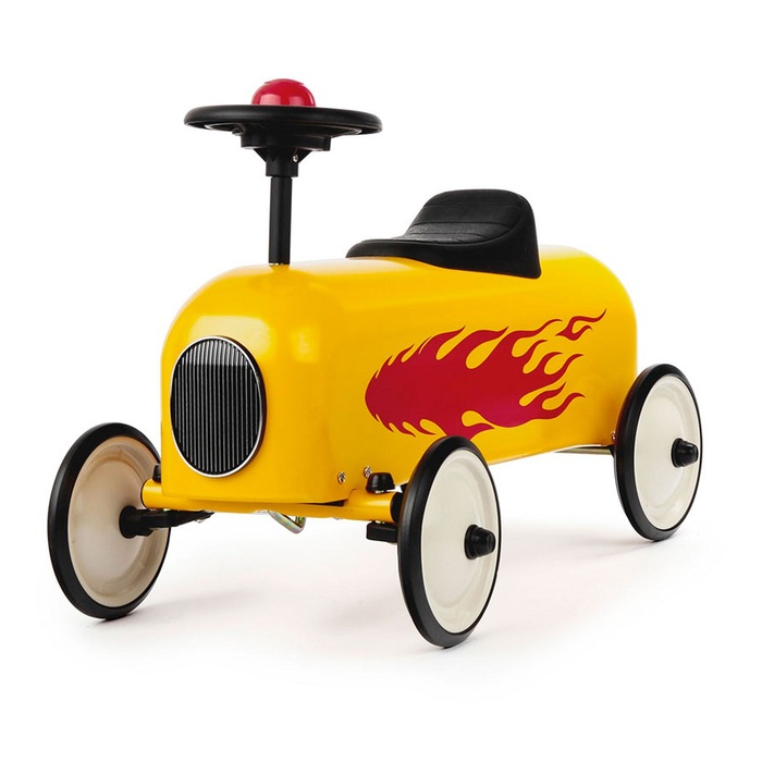 (複製)Baghera|Racers Rouge 經典小車 (綠)