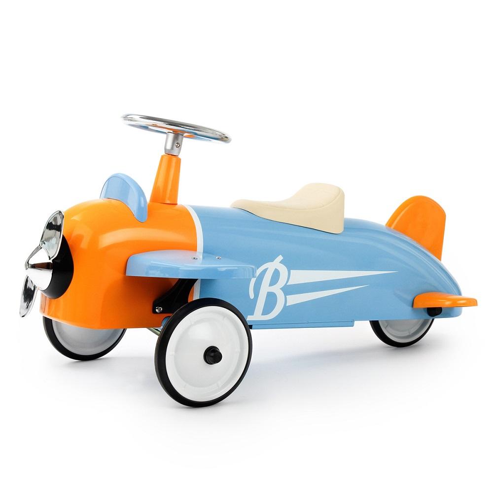 Baghera|Sky Blue 夢想藍天小跑車