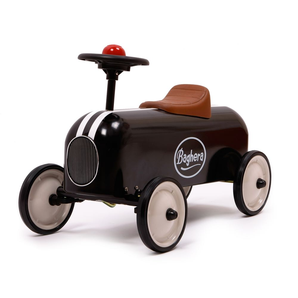 Baghera|Racers Rouge 經典小車 (黑)