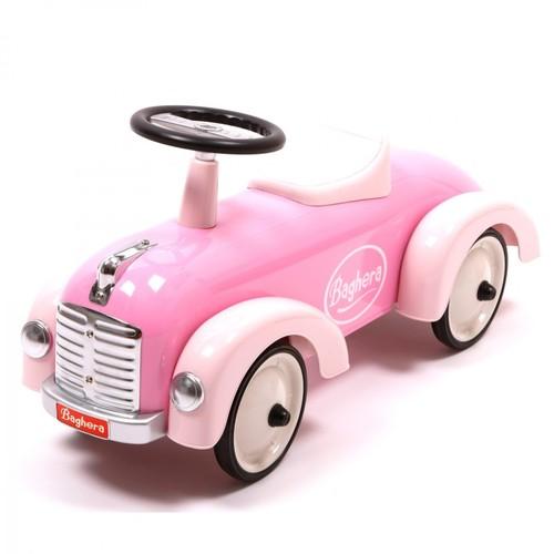 Baghera|Les Speedsters Rose 粉紅小跑車