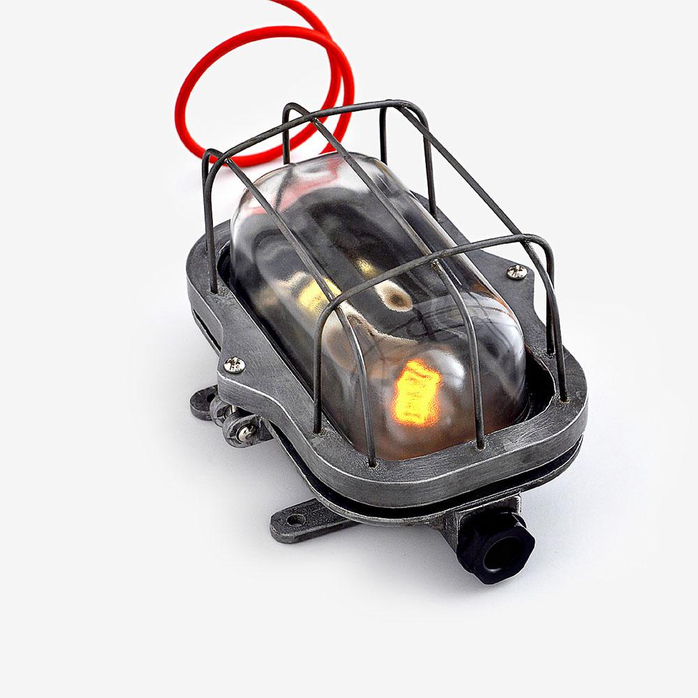 Good Form‧好造形|航海時代‧礦工檯燈/壁燈(長方)