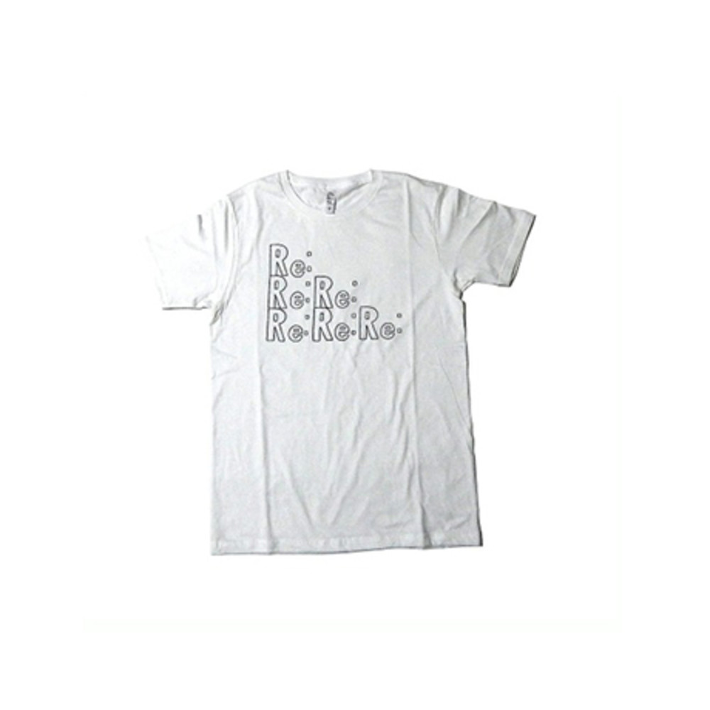 NORITAKE|REPLY T-SHIRT(WHITE)