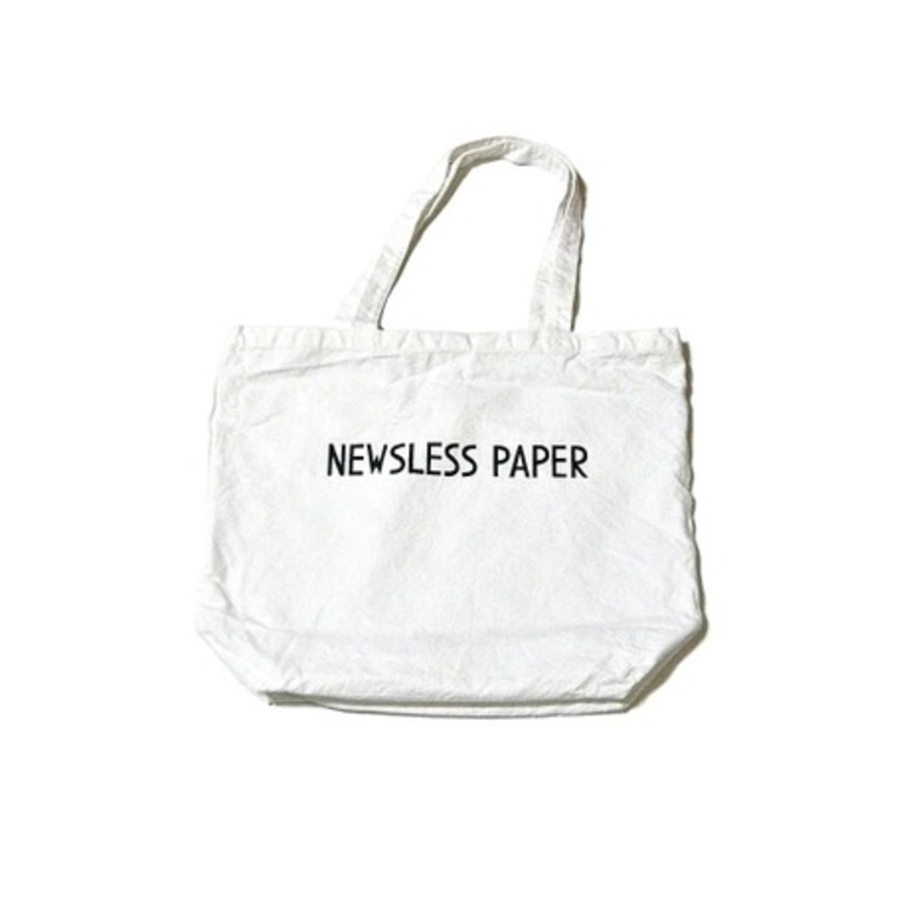 NORITAKE|NEWSLESS PAPER Tote Bag 托特包