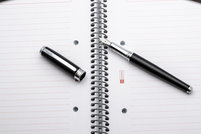 TIJ|正德國尖銅質鋼筆 - 尊爵系列