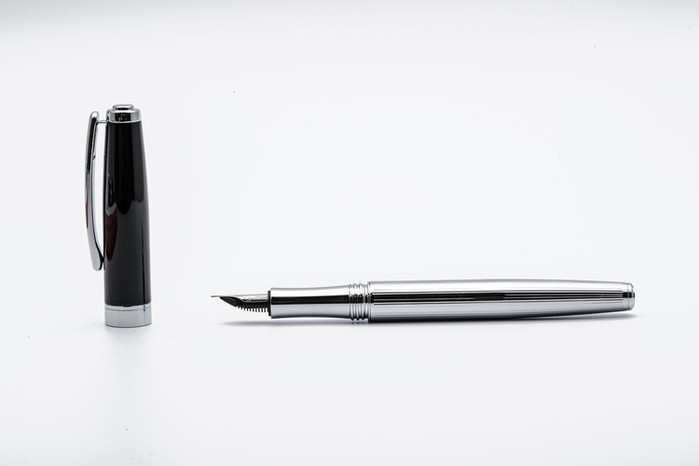 TIJ|正德國尖銅質鋼筆 - 博士系列 (內附德國SCHMIDT K2 吸墨器)