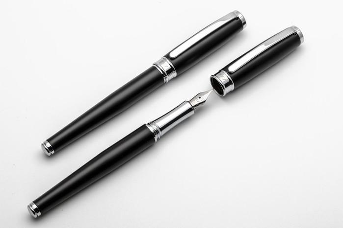TIJ|正德國尖銅質鋼筆 - 尊爵系列 (內附德國SCHMIDT K2 吸墨器)