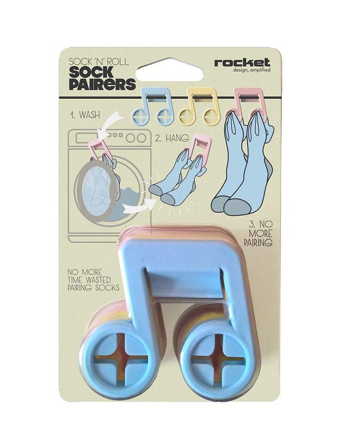 (複製)Rocket 閃電造型多功能收納繩(6入)