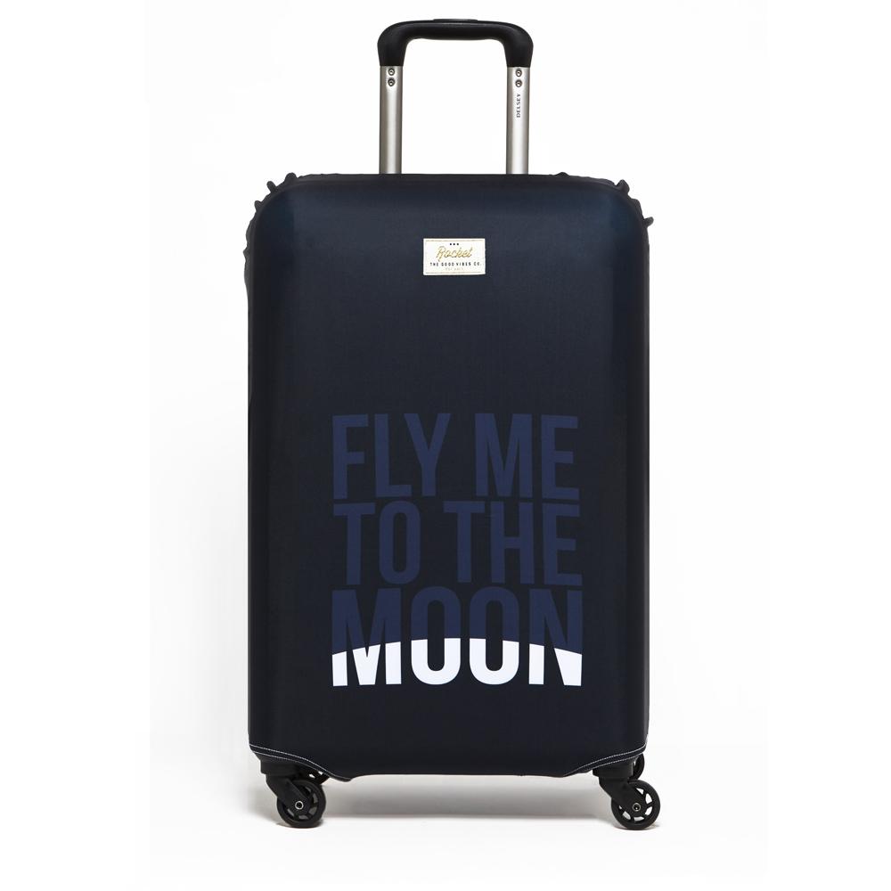Rocket|防水行李箱套 (M)-音樂歌詞 Fly Me