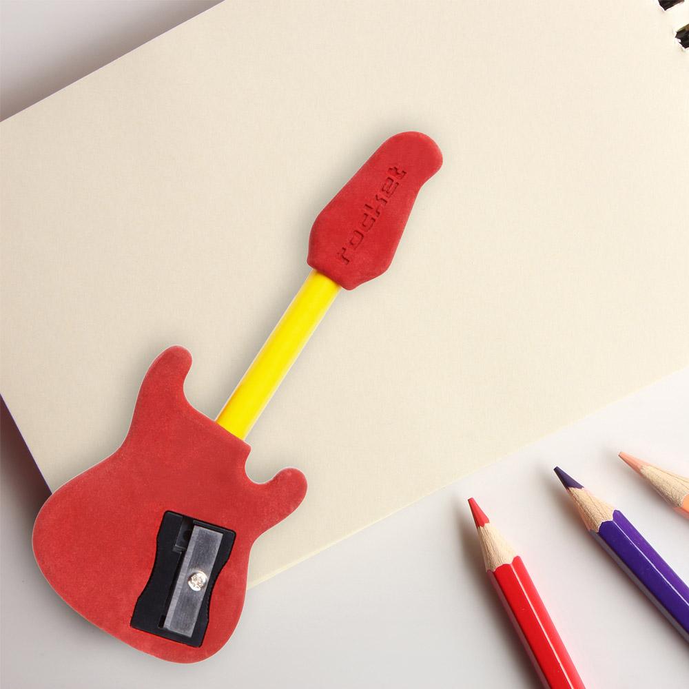 Rocket|吉他造型削鉛筆組