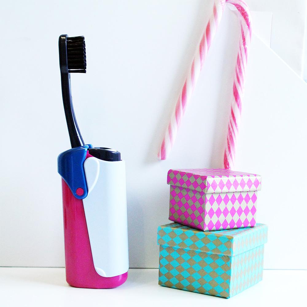 BANALE|隨身旅用牙刷組 - 繽紛亮彩系列