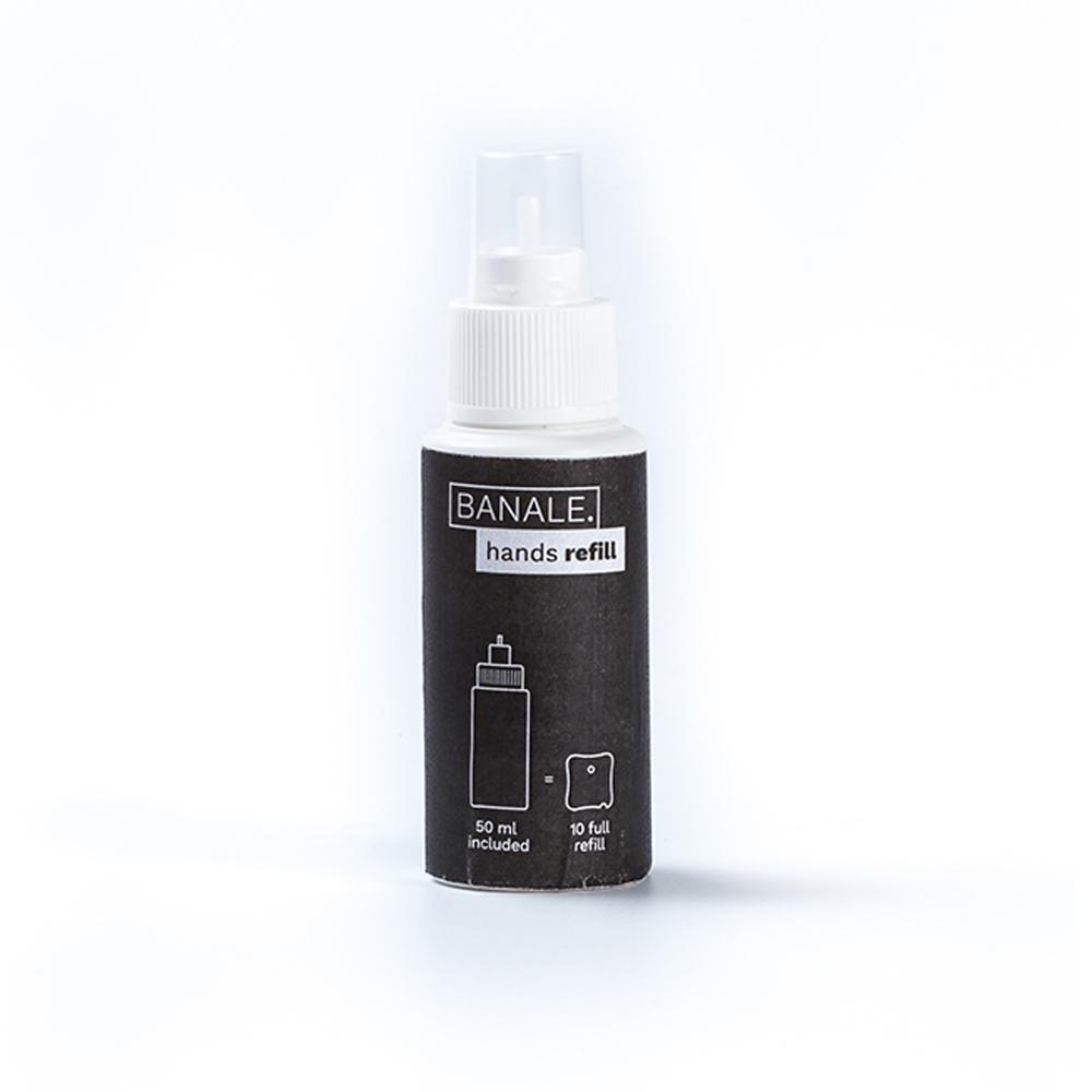 BANALE|噴霧式乾洗手補充液 - 2入
