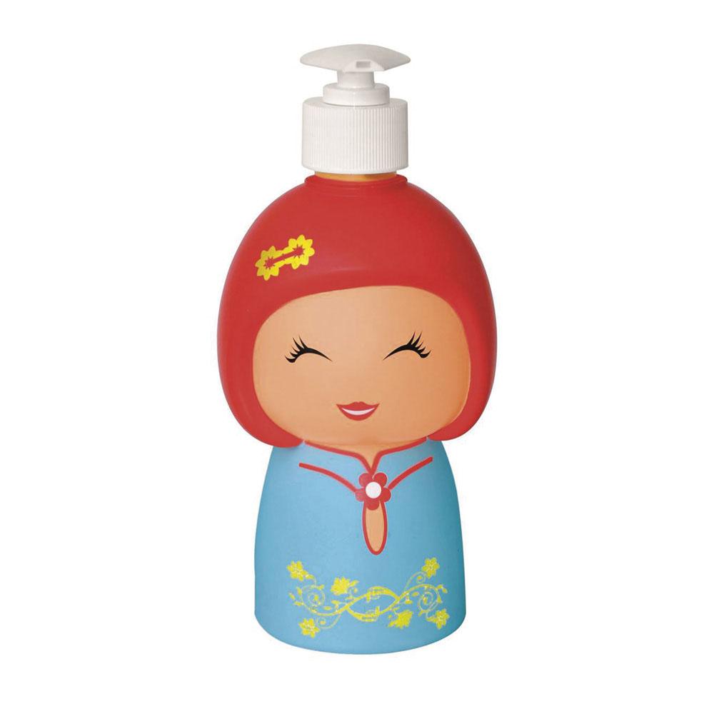 E-my|娃娃造型擠皂器