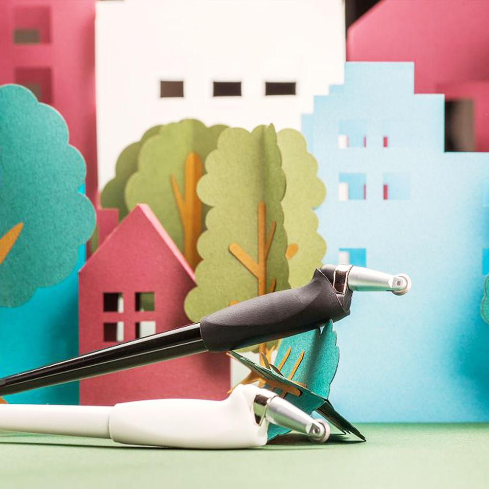 LKB|安全滾輪筆刀-Rolling Sharp Mark3-Retail Pack (2組入)