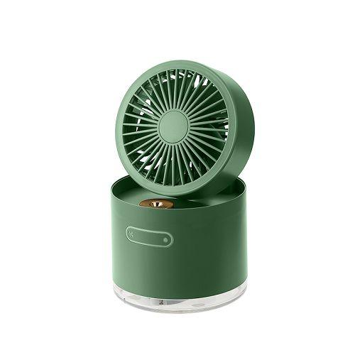 HBLink 摺疊加濕風扇