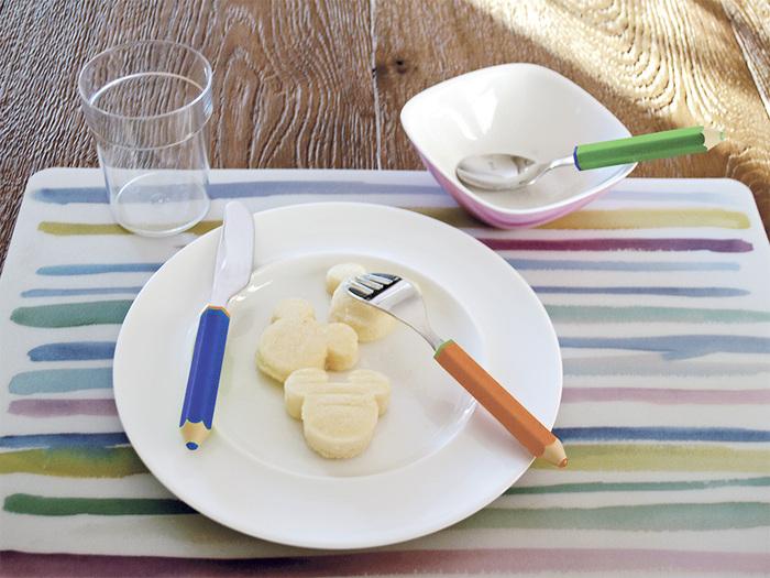 (複製)E-my|小孩無毒路錐造型碗盤組