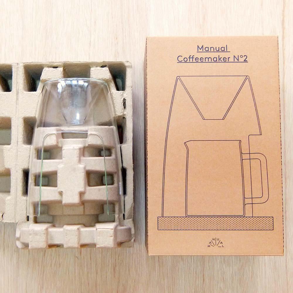 Manual | 咖啡手沖濾壺組 Coffeemaker No2