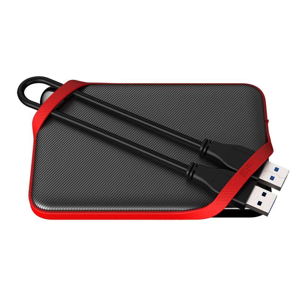SP廣穎|Armor A62L 4TB USB3.0 2.5吋軍規抗震防潑水硬碟