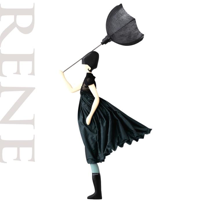 SKITSO|希臘女孩手工燈飾-RENE