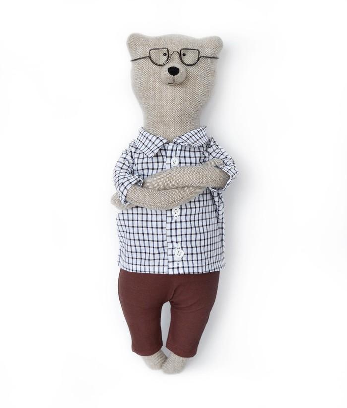 PK bears|菲利浦文青熊40cm