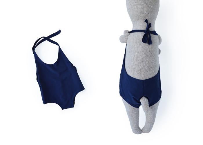 Pkbears| 大熊泳裝 藍