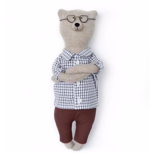 PK bears | 菲利浦文青熊40cm