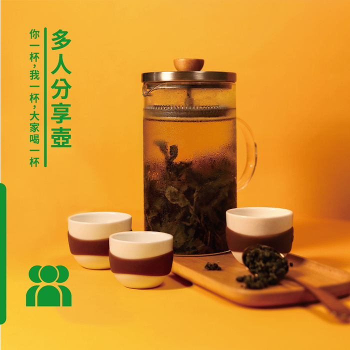 Driver|冷泡茶壺1000ml