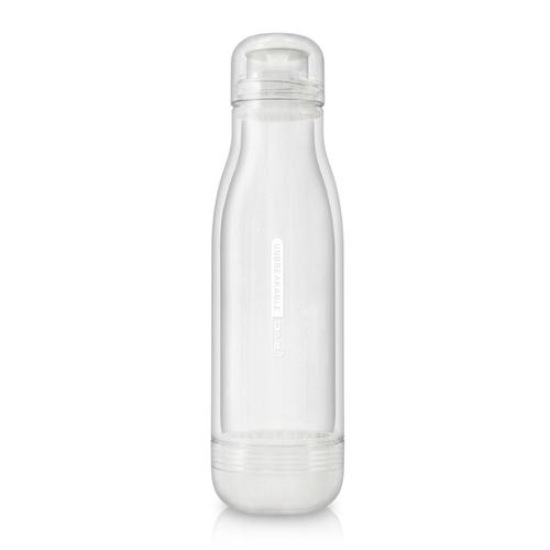 Driver|防撞玻璃水瓶500ml-白色