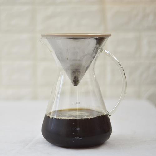 Driver | 淡雅濾杯咖啡壺組 900ml
