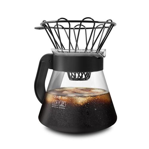 Driver|威亞咖啡濾杯組(鈦黑)