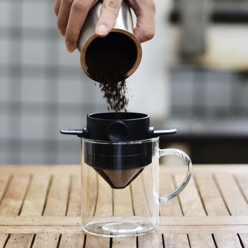 CUG 小天使雙層咖啡濾杯 (亦可泡茶)