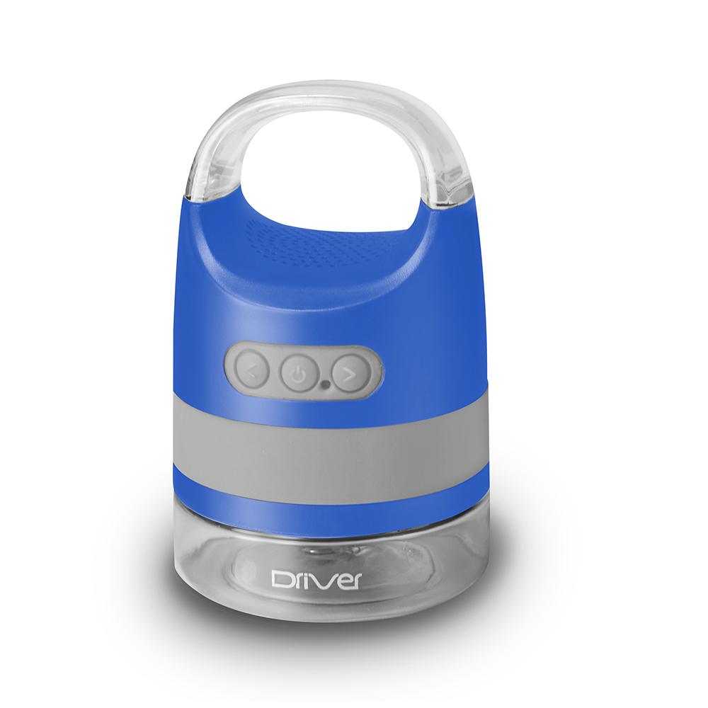 Driver | 防水藍牙喇叭 (藍色)