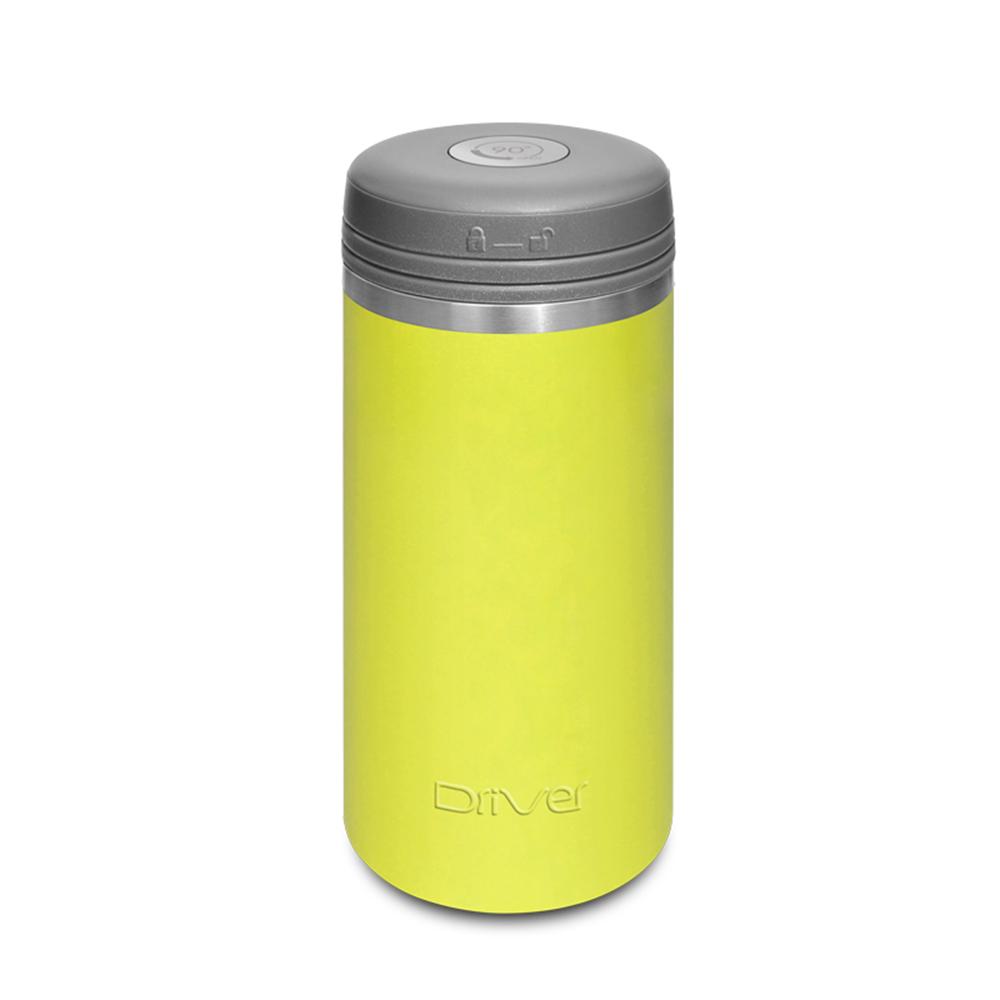 Driver|90Do保冷保熱陶瓷保冰杯 250ml (嫩綠)