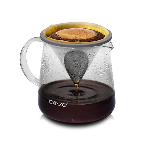 Driver|Moka 咖啡濾杯壺組600ml