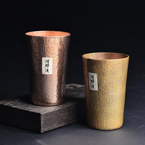 河野流|純手工銅杯