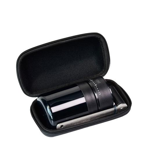 CUG 外調式鋼刀手搖磨豆機(附保護殼)