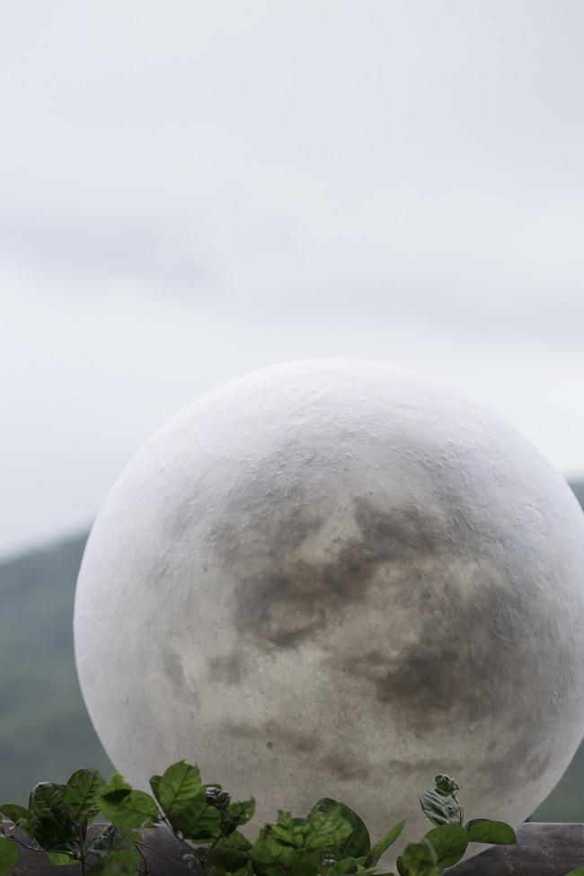 橡果藝術|LUNA IV 月球燈 (60cm)