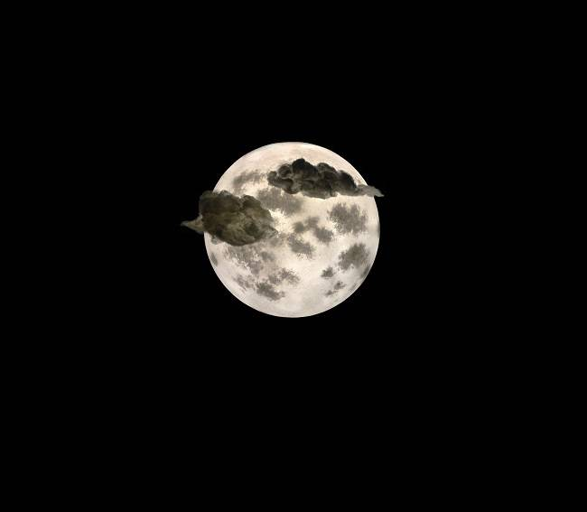 橡果藝術|LUNA III 月球燈 (40cm)